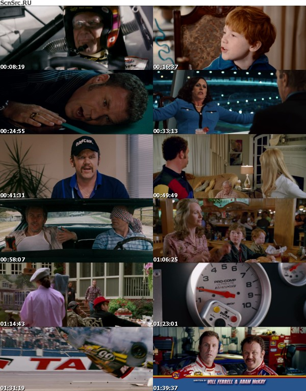 Talladega Nights - The Ballad of Ricky Bobby 2006 BluRay 10Bit 1080p DD5 1 H265-d3g