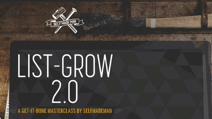 Mike Dillard - List Grow 2.0(fix)