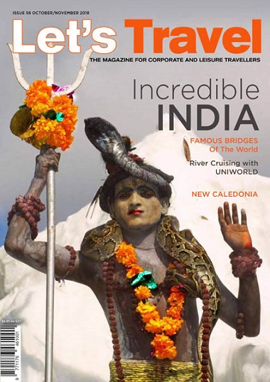 Let's Travel Magazine – October – November 2018