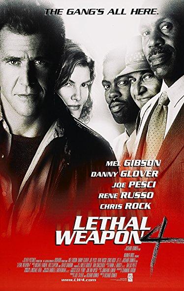 Lethal Weapon 4 (1998) BluRay 10Bit 1080p DD5 1 H265-d3g