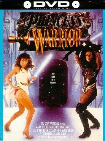 Princess Warrior 1989 DVDrip Xvid-CG