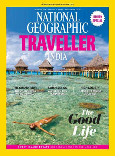 National Geographic Traveller India – December 2018