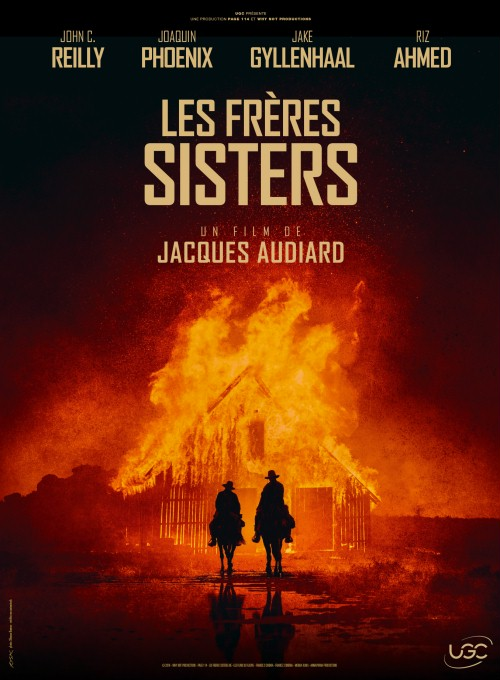 Bracia Sisters / The Sisters Brothers (2018)  PL.SUBBED.WEB-DL.Xvid-MORS / Napisy PL wtopione
