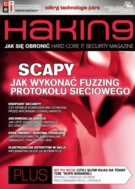 Haking Polska 61 / Hakin9 Polska 61