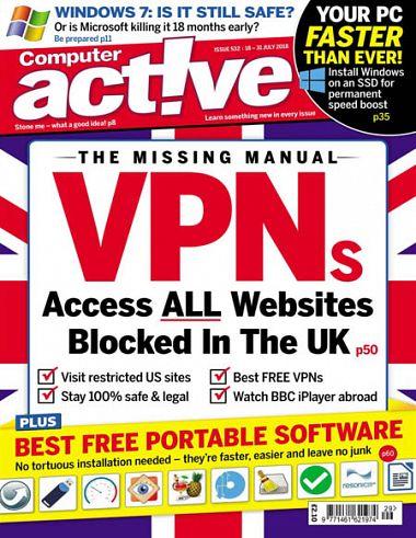 Computer Active – 18-31 July 2018
