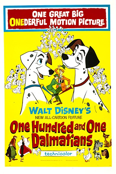 101 Dalmatians 1961 720p BluRay x264-AMIABLE