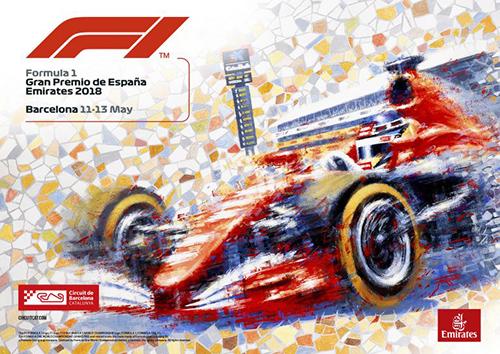 Формула 1. Сезон 2018. Этап 05. Гран-При Испании. Квалификация, Гонка. Feed [12-13.05.2018, Формула 1, HDTVRip / 720p / 50fps, MKV / H.264, RU / UA / EN / INT]