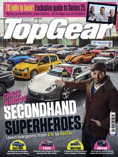 BBC Top Gear UK – February 2018