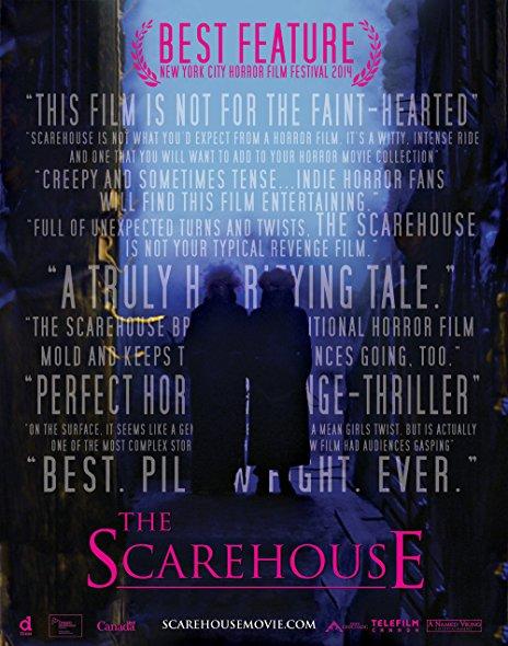 The Scarehouse 2014 BluRay 10Bit 1080p DD5 1 H265-d3g