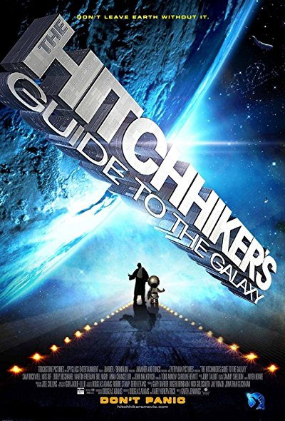 The Hitchhikers Guide to the Galaxy 2005 BRRip XviD MP3-RARBG