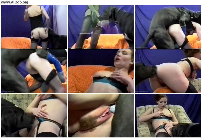 e6564c673209113 - Bestiality Amateur - Animal Passion - Horny Girls Fucking A Dog