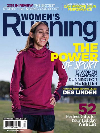 Women's Running USA – November 2018