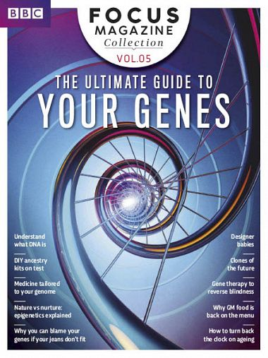 BBC Focus Collection: The Ultimate Guide to Your Genes – Volume 5 2018