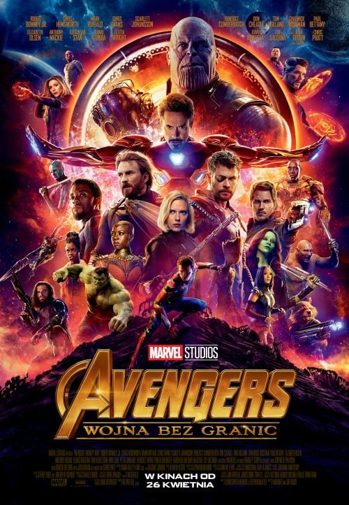 Avengers: Infinity War (2018)  PLDUB.MD.720p.BRRip.X264.AC3-OzW DUBBING PL