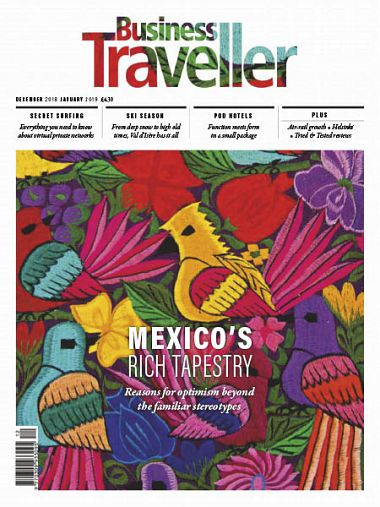 Business Traveller UK – January 2019