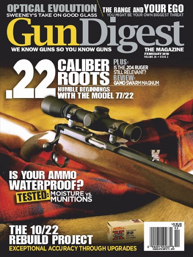 Gun Digest – February 2019