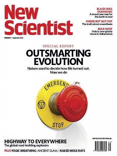 New Scientist International Edition – 01 September 2018