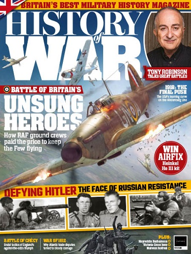 History of War – Issue 59 2018