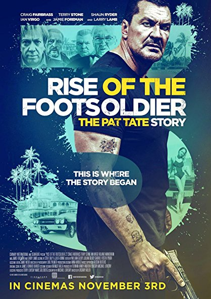 Rise Of The Footsoldier 3 2017 Limited 1080P Bluray X264-Cadaver
