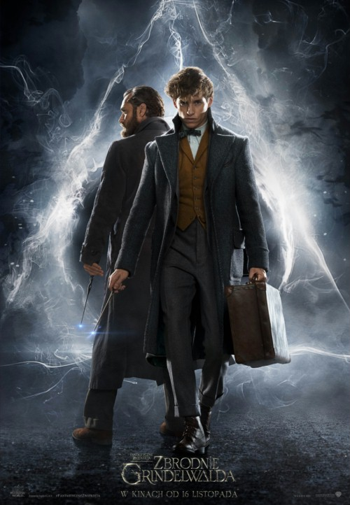 Fantastyczne zwierzęta: Zbrodnie Grindelwalda / Fantastic Beasts: The Crimes of Grindelwald (2018)  PL.SUBBED.HC.HDRip.Xvid-MORS / Napisy PL wtopione