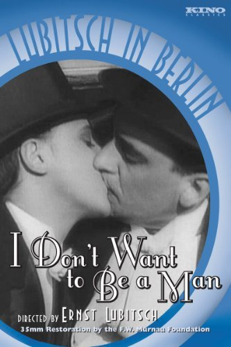 I Dont Want To Be A Man 1918 720P Bluray X264-Ghouls
