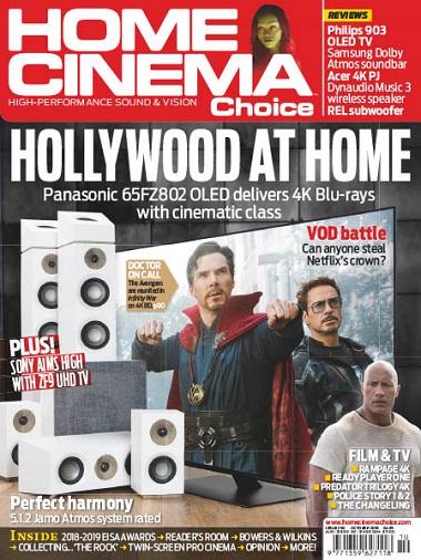 Home Cinema Choice – October 2018