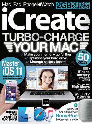 iCreate UK – March 2018