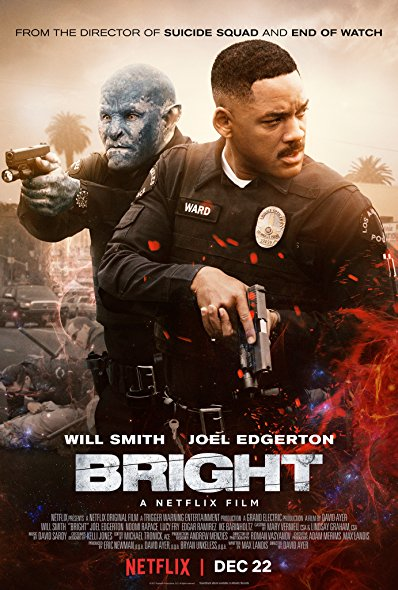Bright 2017 1080P Webrip X264-Strife