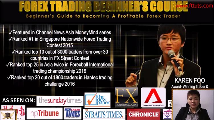 Karen Foo - Forex Trading - Beginners Course