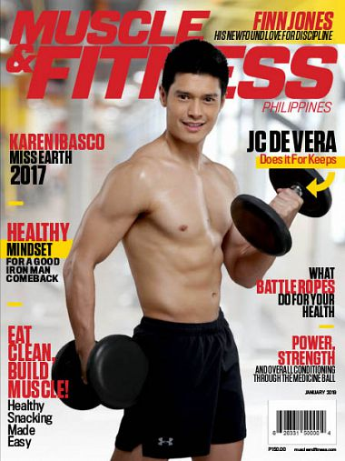 Muscle & Fitness Philippines – January 2019