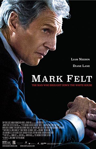 Mark Felt The Man Who Brought Down the White House 2017 720p BRRip XviD AC3-RARBG