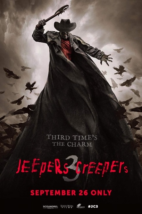 Smakosz 3 / Jeepers Creepers 3 (2017) PL.IVO.BRRip.XviD-SP [Lektor PL-IVO]