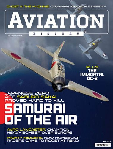 Aviation History – May 2018