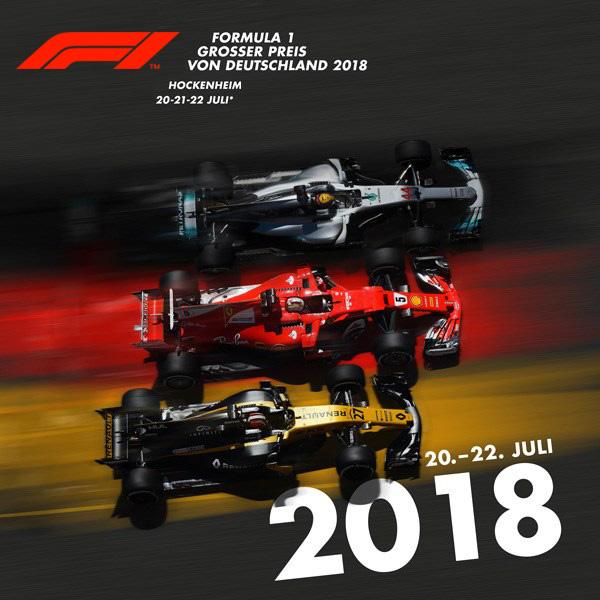 Формула 1. Сезон 2018. Этап 11. Гран-При Германии. Квалификация. Feed [21.07.2018, Формула 1, HDTVRip/720p/50fps, MKV/H.264, RU/UA/EN/INT]