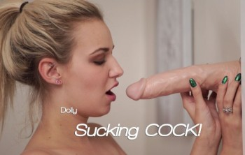 Dolly - Sucking Cock (2018) 2160p