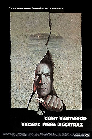 Escape from Alcatraz 1979 720p BluRay AC3 x264-DON