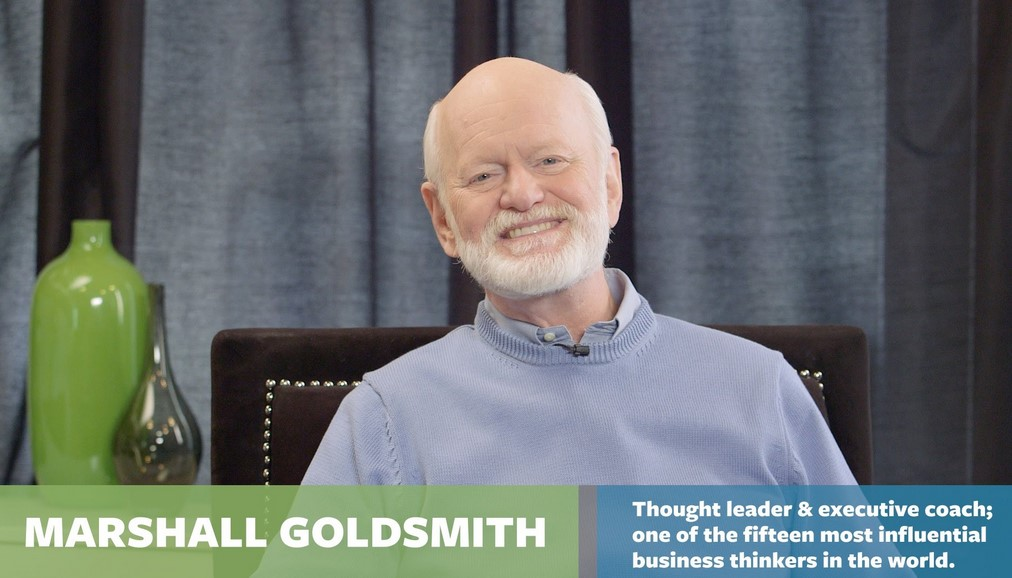 Ramit's Brain Trust - How the best get even better - Marshall Goldsmith