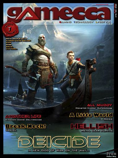 Gamecca Magazine – March 2018