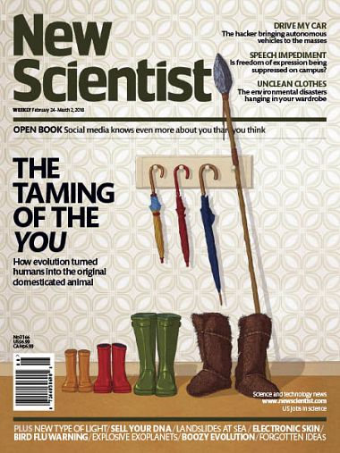 New Scientist – February 24, 2018