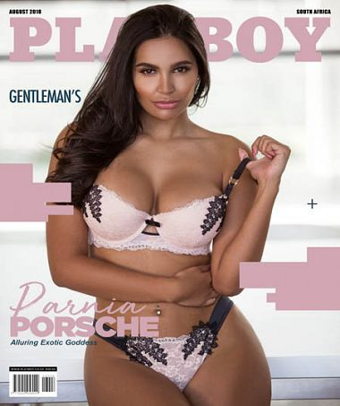 Playboy South Africa – August 2018