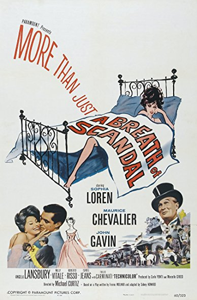 A Breath Of Scandal 1960 DVDRip XViD
