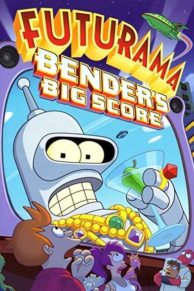 Futurama Benders Big Score 2007 1080p WEB-DL DD5 1 H 264-DON