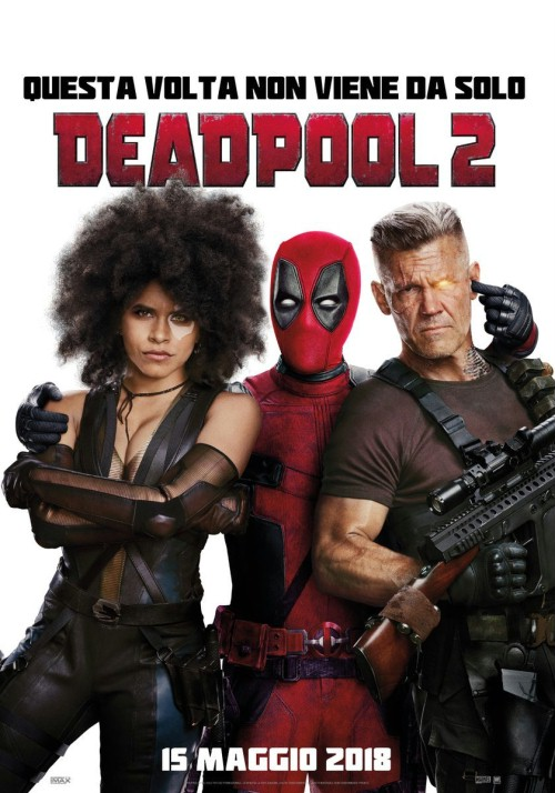 Deadpool 2 (2018) PLDUB.MD.480p.BRRip.XViD.AC3-OzW DUBBING PL