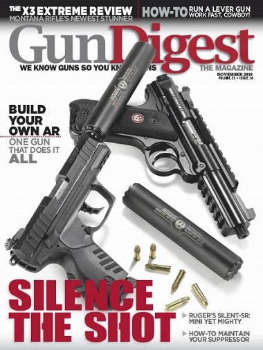 Gun Digest – November 2018