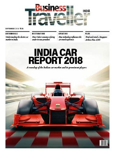Business Traveller India – September 2018
