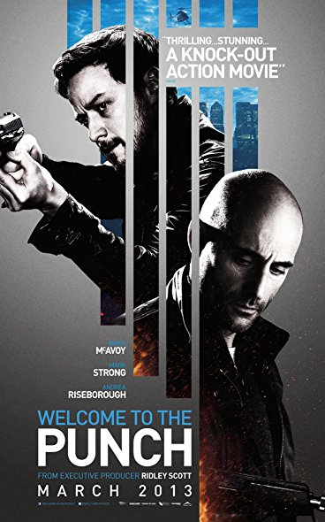 Welcome to the Punch 2013 BluRay 10Bit 1080p DD5 1 H265-d3g