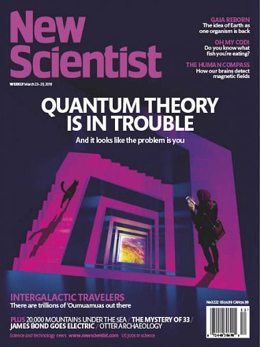 New Scientist – March 23, 2019