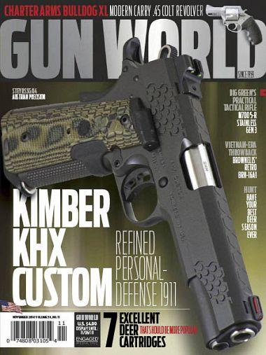 Gun World – November 2018
