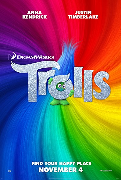 Trolls 2016 BRRip XviD MP3-RARBG