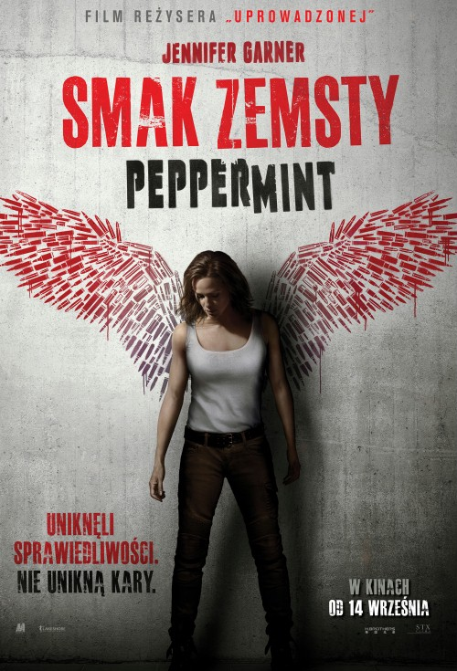 Smak zemsty. Peppermint / Peppermint (2018)  PL.BDRip.Xvid-KiT / Lektor PL
